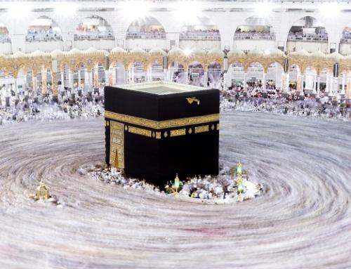 Beast Given Satan Throne in Kaaba