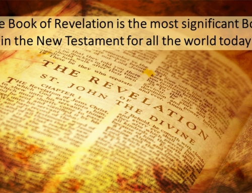JESUS RETURN REVELATION TRUTH